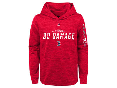 Boston Red Sox Majestic 2018 MLB Youth Postseason Streak Hoodie