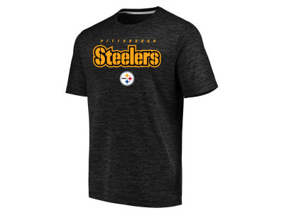 Pittsburgh Steelers Majestic NFL Men s Ultra Streak T-Shirt a5b61551a