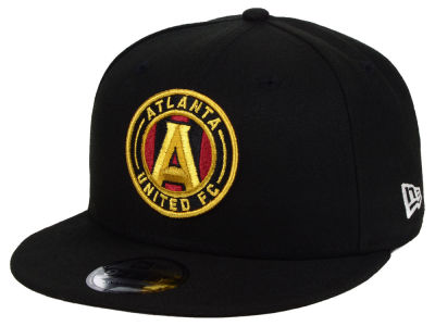 Atlanta United FC New Era MLS Core 9FIFTY Snapback Cap