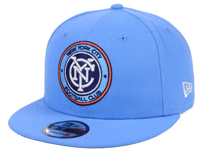 New York City FC New Era MLS Core 9FIFTY Snapback Cap