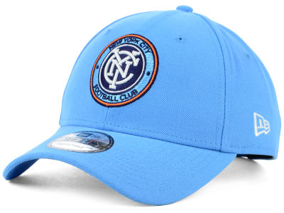 New York City FC New Era MLS Core 9FORTY Cap