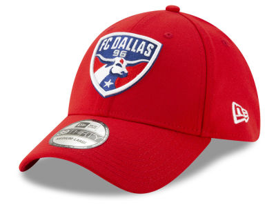 FC Dallas New Era MLS Team Classic 39THIRTY Cap