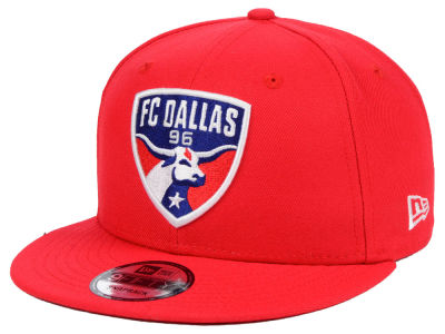 FC Dallas New Era MLS Core 9FIFTY Snapback Cap