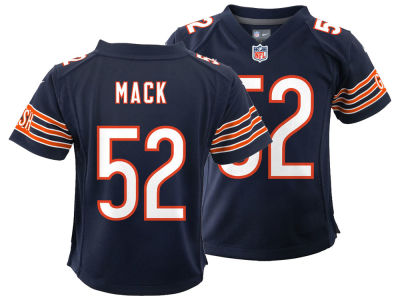 Chicago Bears Khalil Mack Nike NFL Kids Game Jersey