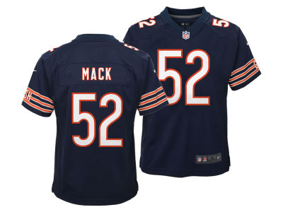 Chicago Bears Khalil Mack Nike NFL Infant Game Jersey