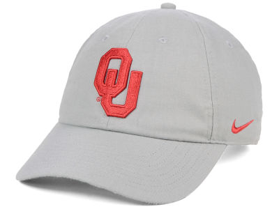 Oklahoma Sooners Nike NCAA Core Easy Adjustable Cap