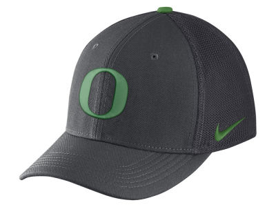 Oregon Ducks Nike NCAA Col Aro Swooshflex Cap
