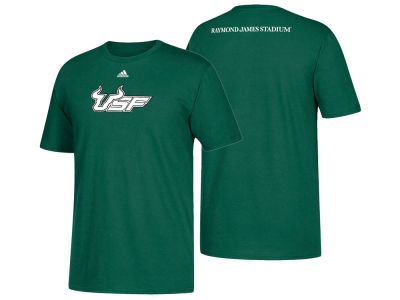 South Florida Bulls adidas NCAA Men's Branded Big Logo T-Shirt