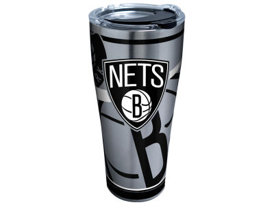 Brooklyn Nets Tervis 30oz. NBA Paint Stainless Steel Tumbler