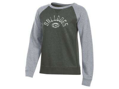 Georgia Bulldogs Champion NCAA Women's Rochester Fleece Sweatshirt