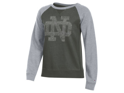 Notre Dame Fighting Irish Champion NCAA Women's Rochester Fleece Sweatshirt