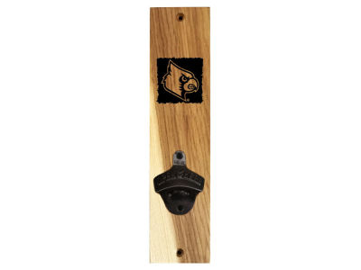 Louisville Cardinals Timeless Etchings Bottle Opener