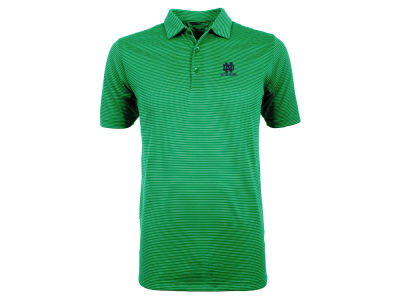 Notre Dame Fighting Irish Antigua NCAA Men's Quest Polo