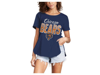 Chicago Bears Junk Food 2018 NFL Women's Short Sleeve T-Shirt