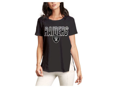 Oakland Raiders Junk Food 2018 NFL Women's Short Sleeve T-Shirt