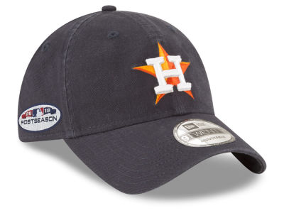 Houston Astros New Era 2018 MLB Postseason Patch 9TWENTY Cap