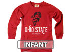 Ohio State Buckeyes NCAA Infant Girls Crossover Sweatshirt Infant Apparel