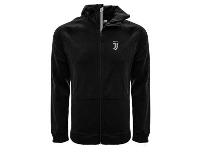 Juventus Men's Club Team Fortress Banner Full Zip Hoodie