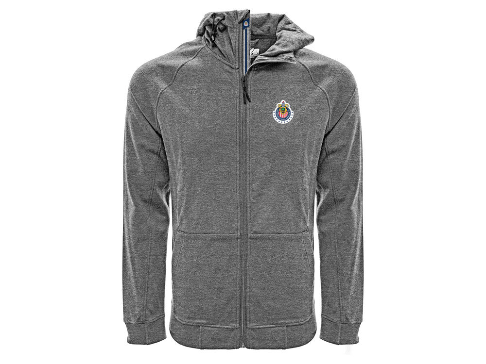 df2f083de Chivas Nike Men s Club Team Fortress Banner Full Zip Hoodie