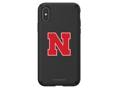 Nebraska Cornhuskers Speck iPhone XS/X Presidio Case