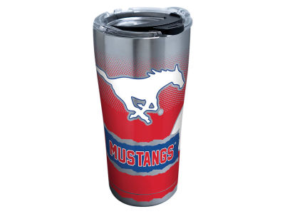 Southern Methodist Mustangs Tervis 20oz NCAA Knockout Stainless Steel Tumbler