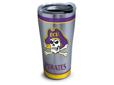 East Carolina Pirates Tervis 20oz NCAA Tradition Stainless Steel Tumbler