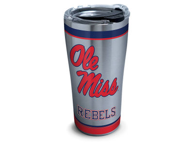 Ole Miss Rebels Tervis 20oz NCAA Tradition Stainless Steel Tumbler