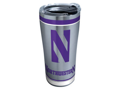 Northwestern Wildcats Tervis 20oz NCAA Tradition Stainless Steel Tumbler