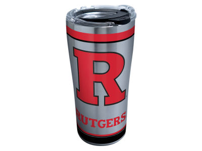 Rutgers Scarlet Knights Tervis 20oz NCAA Tradition Stainless Steel Tumbler