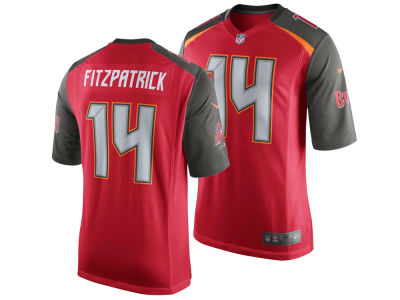 Tampa Bay Buccaneers Ryan Fitzpatrick Nike NFL Men's Game Jersey