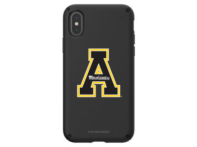 Appalachian State Mountaineers Speck iPhone XS/X Presidio Case