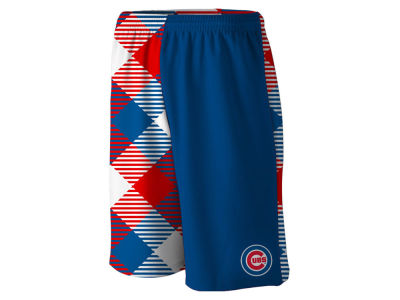 Chicago Cubs Loudmouth Golf MLB Men's Microwave Gym Shorts