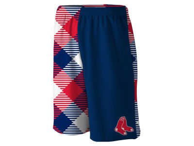 Boston Red Sox Loudmouth Golf MLB Men's Microwave Gym Shorts