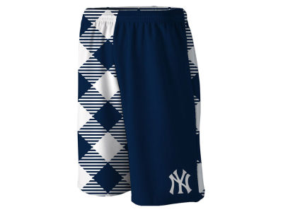 New York Yankees Loudmouth Golf MLB Men's Microwave Gym Shorts
