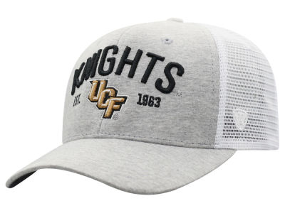 6b0cc30a520 University of Central Florida Knights Top of the World NCAA Notch Heather  Trucker Cap