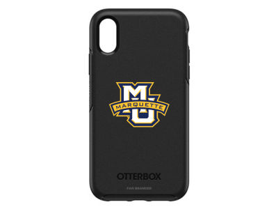 Marquette Golden Eagles OtterBox iPhone XR Symmetry Case