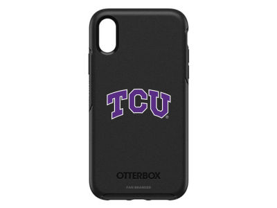 Texas Christian Horned Frogs OtterBox iPhone XR Symmetry Case