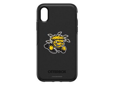 Wichita State Shockers OtterBox iPhone XR Symmetry Case