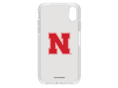Nebraska Cornhuskers OtterBox iPhone XR Symmetry Case