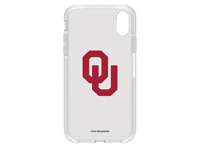 Oklahoma Sooners OtterBox iPhone XR Symmetry Case