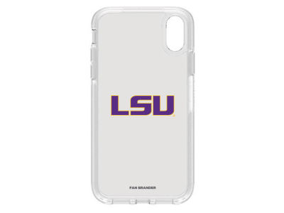 LSU Tigers OtterBox iPhone XR Symmetry Case
