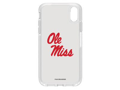 Ole Miss Rebels OtterBox iPhone XR Symmetry Case