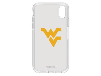 West Virginia Mountaineers OtterBox iPhone XR Symmetry Case
