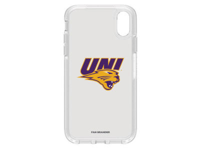 Northern Iowa Panthers OtterBox iPhone XR Symmetry Case