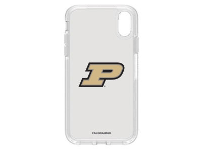 Purdue Boilermakers OtterBox iPhone XR Symmetry Case