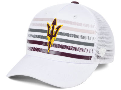 Arizona State Sun Devils Top of the World NCAA Tranquil Trucker Cap fff2dfba977a