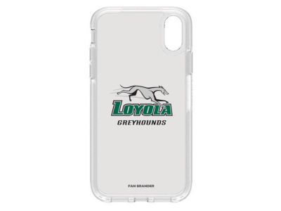 Loyola Greyhounds OtterBox iPhone XR Symmetry Case