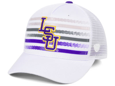 LSU Tigers Top of the World NCAA Tranquil Trucker Cap 0a7a72c6b9c5