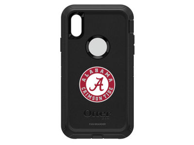 Alabama Crimson Tide OtterBox iPhone XR Defender Case