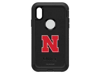 Nebraska Cornhuskers OtterBox iPhone XR Defender Case